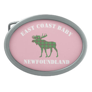 Rosa da fivela de cinto de Terra Nova do bebê da