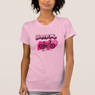 Rosa de BMX T-shirt