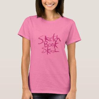 Rosa de SBS no rosa Camiseta