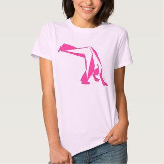 Rosa do compasso do capoeira da camisa tshirts