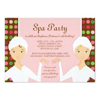 Rosa do convite de festas | dos termas do