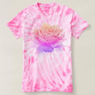 rosa do rosa, flor legal camiseta