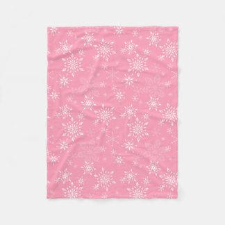 Rosa dos flocos de neve
