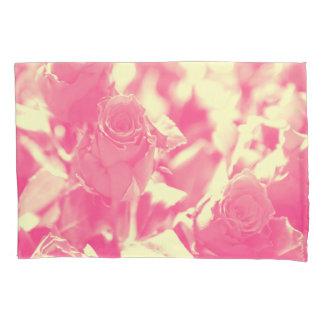 Rosa e rosas amarelos macios
