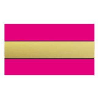 rosa elegante, clássico, quente, unhas, cartões de cartão de visita