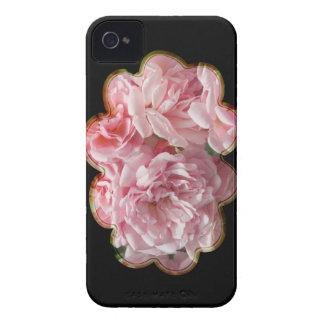 """Rosa """"Felicia """" do rosa Capa Para iPhone 4 Case-Mate"""