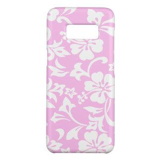 Rosa havaiano do hibiscus de Kapalua Pareau Capa Case-Mate Samsung Galaxy S8