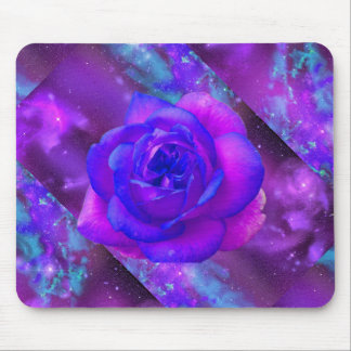 Rosa Mousepad do roxo