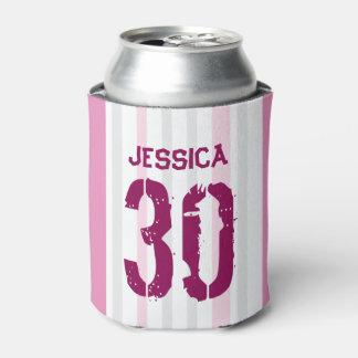ROSA personalizado do aniversário de 30 anos