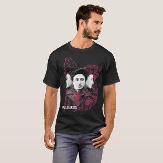 Rosa Rubra 3D Camiseta