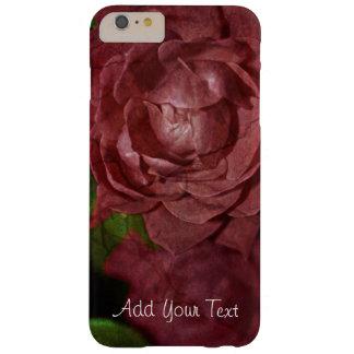 Rosa vermelha rachada por Shirley Taylor Capas iPhone 6 Plus Barely There