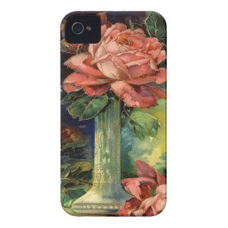 Rosas cor-de-rosa capa para iPhone