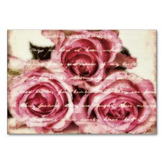 Rosas cor-de-rosa do vintage