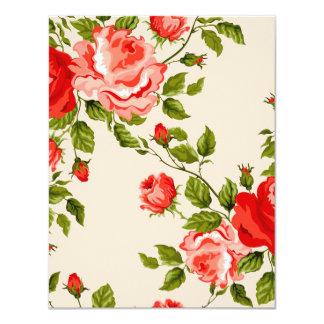 rosas de COM do imagem Convites