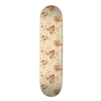 rosas de COM do imagem Skateboard