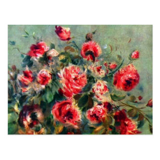 Rosas de Vargemont Cartões Postais