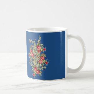 Rosas do Victorian Caneca De Café