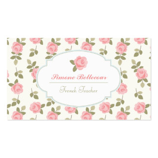 Rosas românticos do vintage de Alice