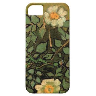Rosas selvagens de Van Gogh Capa Barely There Para iPhone 5