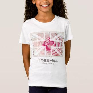 Rosehill caçoa Union Jack T Camiseta