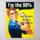 Rosie o poster do rebitador OWS