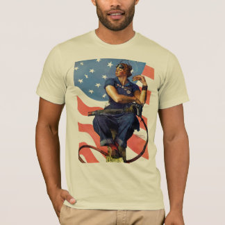 """Rosie o rebitador "" Camiseta"