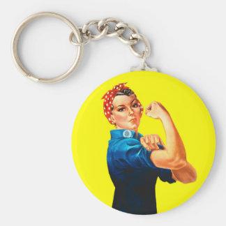 Rosie o rebitador - nós podemos fazê-lo, ícone cul chaveiros