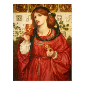 Rossetti o cartão do copo Loving CC0648