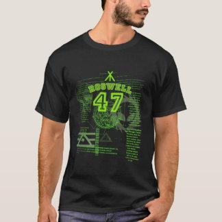 Roswell 47 camiseta