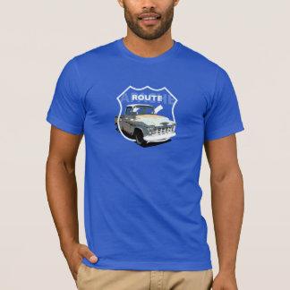 Rota 1956 do caminhão de Chevrolet Apache 66 Camiseta