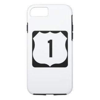 Rota 1 do estado, xxxx, EUA Capa iPhone 7