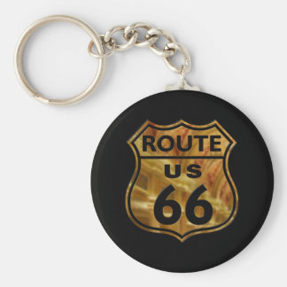 Rota 66 chaveiro