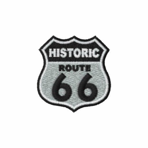 Rota histórica 66 camisa polo