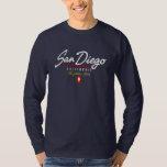 Roteiro de San Diego Camiseta