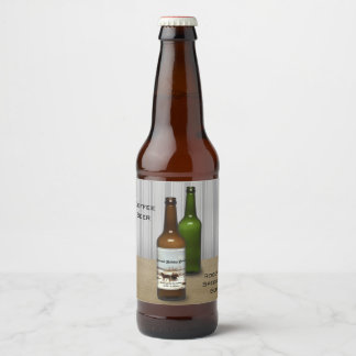 Rótulo Para Garrafa De Cerveja Garrafas de cerveja para sua fermentação da