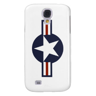 Roundel of the Air Force Capa Samsung Galaxy S4