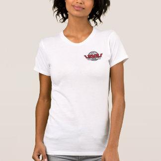 Roupa americano - nível formação e malhação um t-shirt