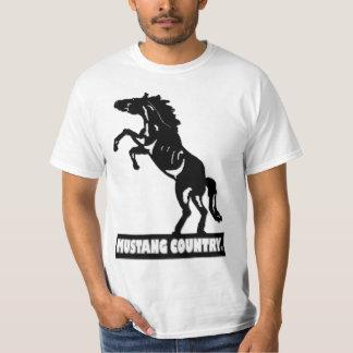 Roupa animal do t-shirt do desenhista do país do camiseta