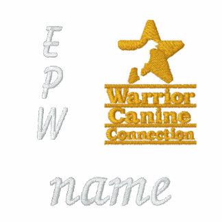 Roupa bordado EPW personalizado Moletom Com Capuz E Ziper Bordado