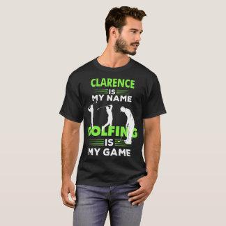 Roupa conhecido Golfing da camisa de Clarence do