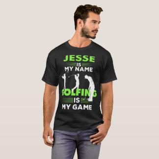 Roupa conhecido Golfing da camisa de JESSE do