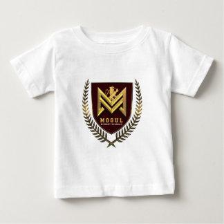 Roupa da academia do Mindset do líder Camiseta Para Bebê