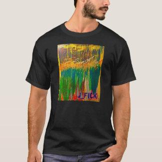 Roupa da arte abstracta tshirt