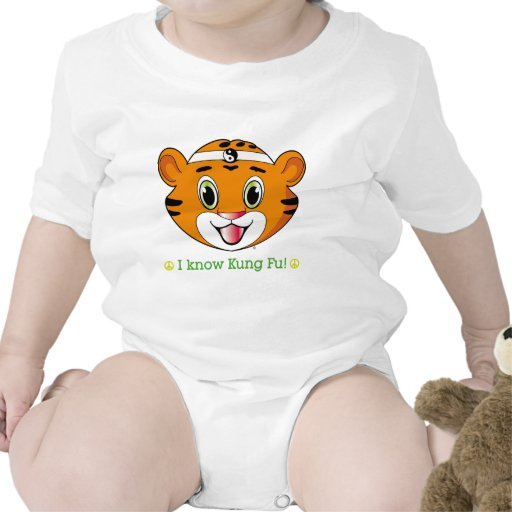 Roupa de Kung Fu Tiger™ Macacões