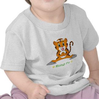 Roupa de Kung Fu Tiger™ Tshirts