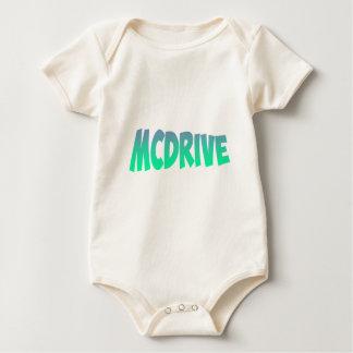 Roupa de MCDrive Body Para Bebê