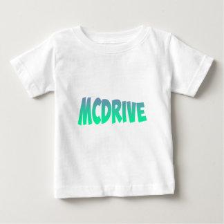 Roupa de MCDrive Camiseta Para Bebê