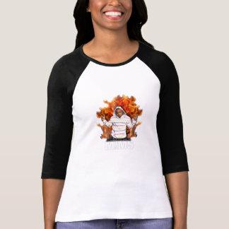 Roupa de MIMS - chama eterno Camisetas