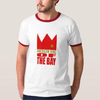 Roupa de MIMS - rei americano da baía Tshirt