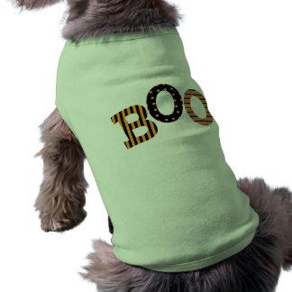 Roupa do animal de estimação do Dia das Bruxas da  Camiseta Para Cães